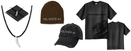 10,000 B.C. Contest