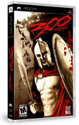 300 March to Glory PSP Video Game