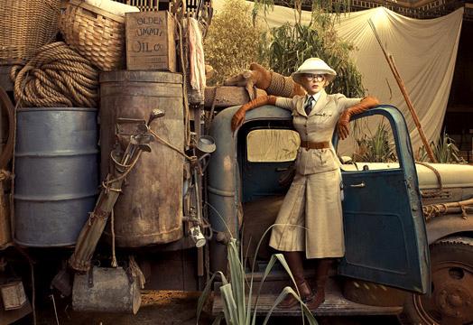 Annie Leibovitz - Baz Luhrmann's Australia