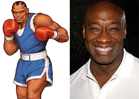 Michael Clarke Duncan as Balrog