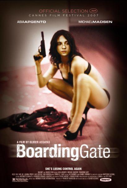 Boarding Gate Poster