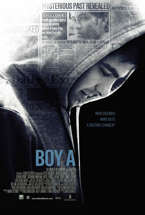 Boy A Poster