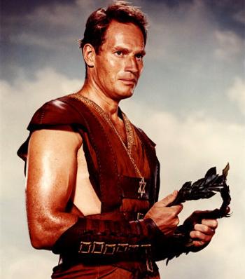 Charlton Hestin in Ben-Hur