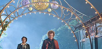 First Look: Vampire John C. Reilly in Cirque du Freak