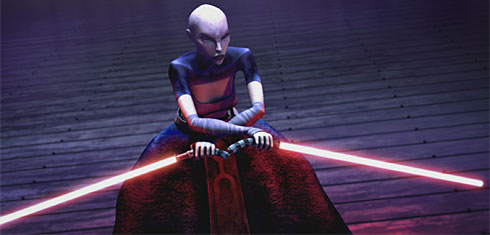 Star Wars: The Clone - Asajj Ventress