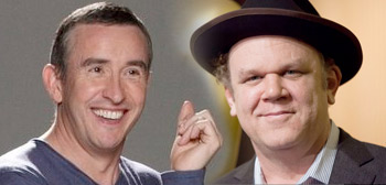 Steve Coogan & John C. Reilly Cast in Upcoming Laurel & Hardy Film