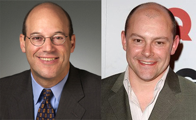 Rob Corddry as Ari Fleischer