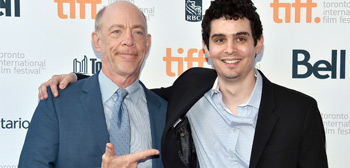 J.K. Simmons & 'Whiplash's' Damien Chazelle Reteam for 'La La Land'