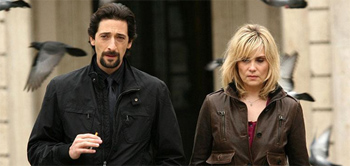 First Look: Adrien Brody in Dario Argento's Giallo
