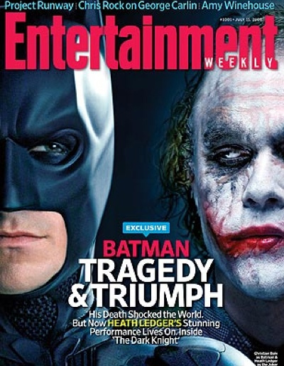 Entertainment Weekly - The Dark Knight