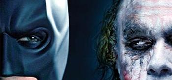 EW's Exclusive Dark Knight Cover