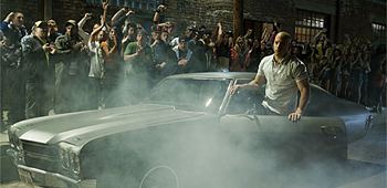 First Look: Fast and the Furious 4