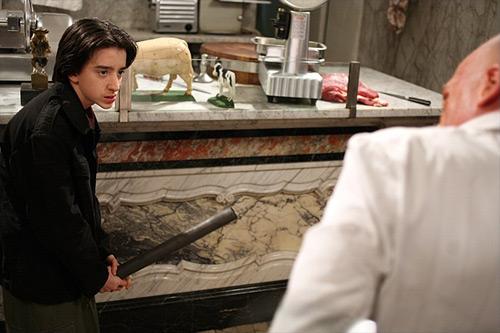 Adrien Brody in Dario Argento's Giallo