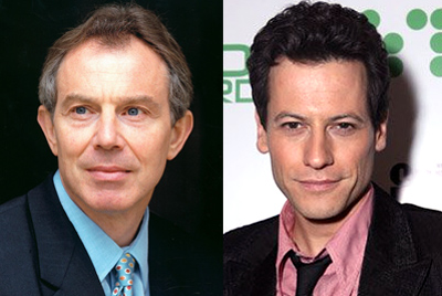 Ioan Gruffudd as Tony Blair