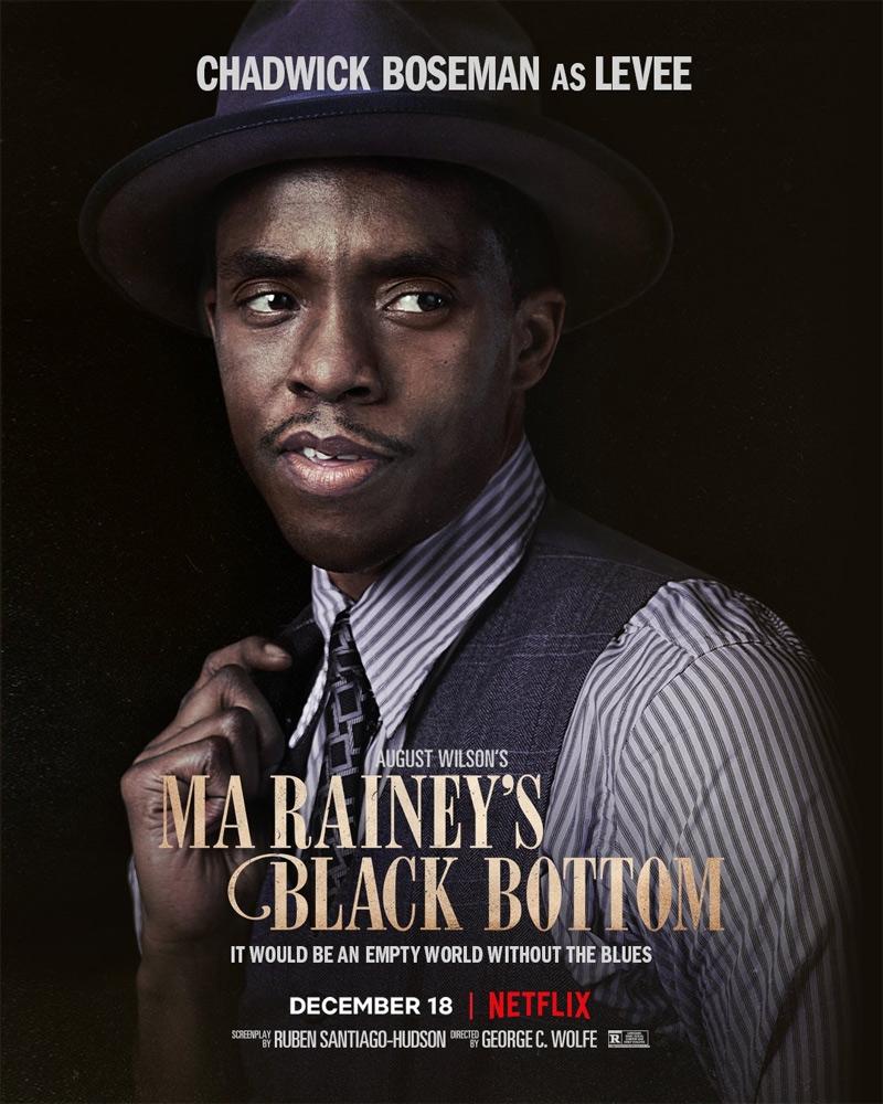 Ma Rainey's Black Bottom Poster
