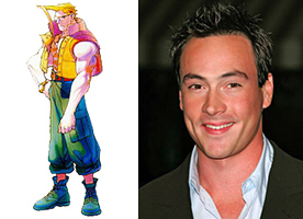 Chris Klein as Charlie Nash