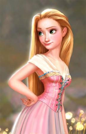 Disney's Rapunzel