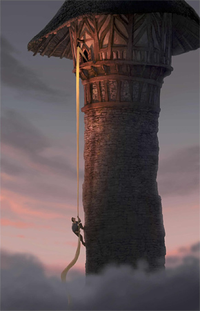 Rapunzel 1 Fairy Tales