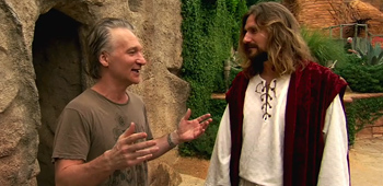 Bill Maher's Religulous Trailer
