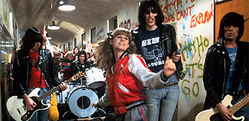 Howard Stern Reviving the Rock 'n' Roll High School