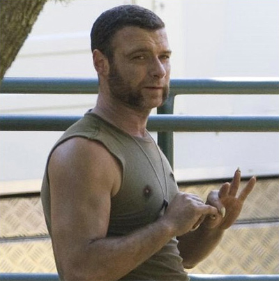 Liev Schreiber as Sabretooth in Wolverine