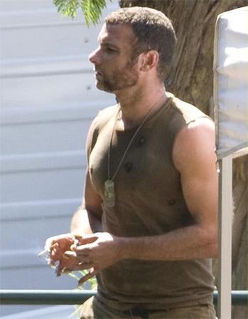 Liev Schreiber as Sabretooth in Wolverine