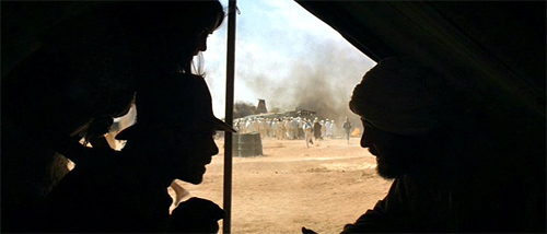 Raiders of the Lost Ark - Shadows and Silhouettes