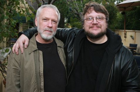 Drew Struzan and Guillermo del Toro