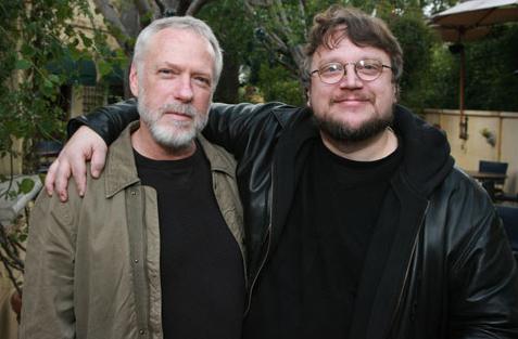 Drew Struzan and Guillermo del Toro