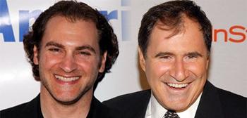 Michael Stuhlbarg and Richard Kind