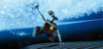 New Wall-E Featurette - Pixar Goes Space Age