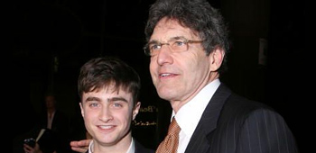Daniel Radcliffe and Alan Horn