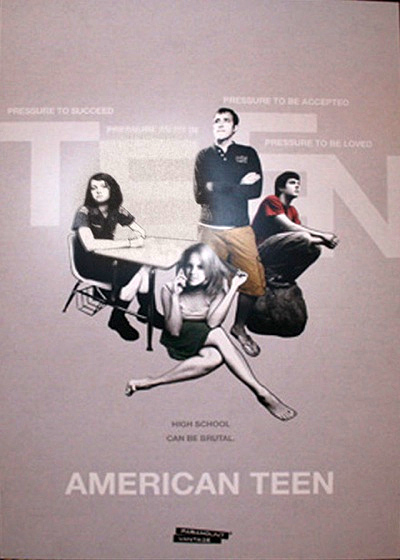 American Teen ShoWest Poster