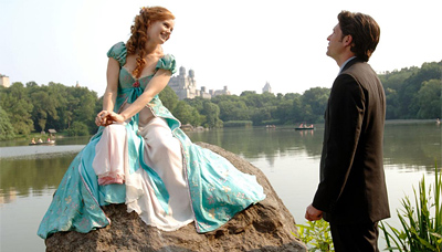 Amy Adams as Princess Giselle