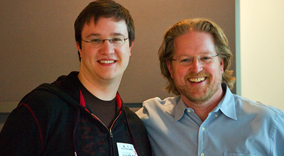 Alex and Andrew Stanton