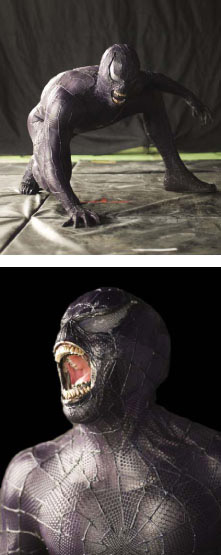 The Art of Spider-Man 3