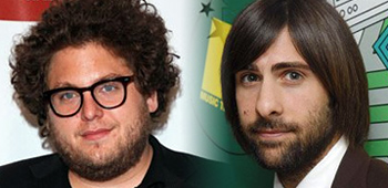 Jonah Hill and Jason Schwartzman