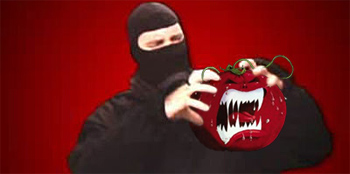 Ask a Ninja Remakes Attack of the Killer Tomatoes!