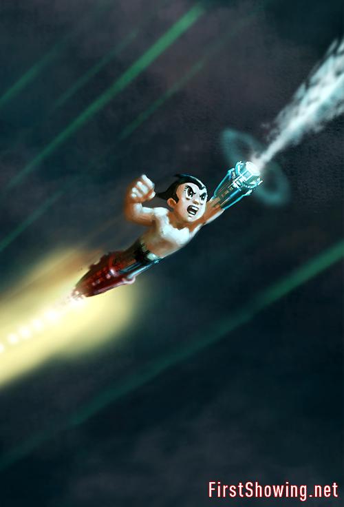 AstroBoy Concept Art