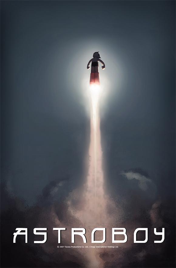 AstroBoy poster