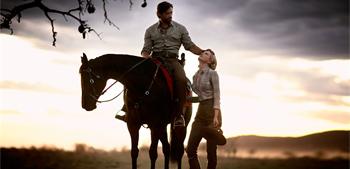 Gorgeous New Photos from Baz Luhrmann's Australia