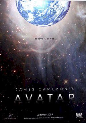 Avatar Teaser Poster