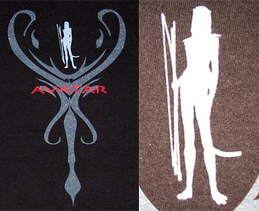 James Cameron's Avatar Na'vi Creature Design