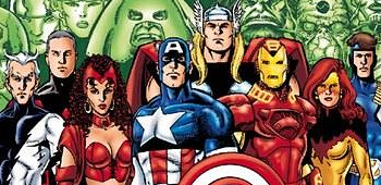 Comic Fanboy Dreams - The Avengers!