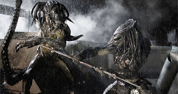First Five Minutes of Aliens vs Predator: Requiem