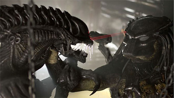 Aliens vs Predator: Requiem Trailer