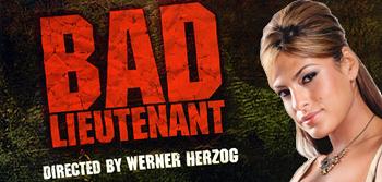 Eva Mendes Joins Bad Lieutenant