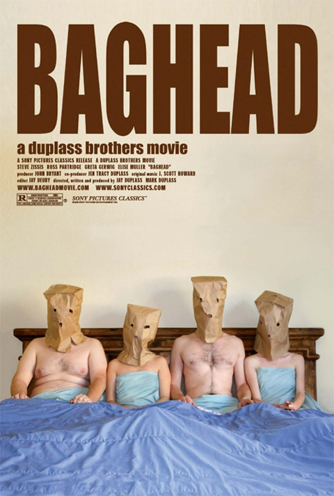 Baghead Poster