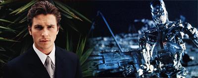 Christian Bale in Terminator 4