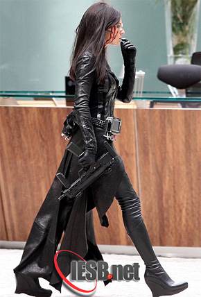 Sienna Miller as The Baroness
